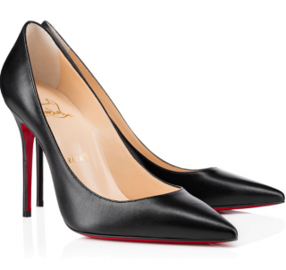 Louboutin Decollete 554 100 Kid