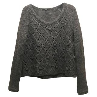 Tibi knitted sweater