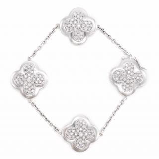 Van Cleef & Arpels Alhmabra Bracelet
