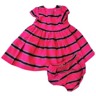 Ralph Lauren baby girl dress and pants age 6 months