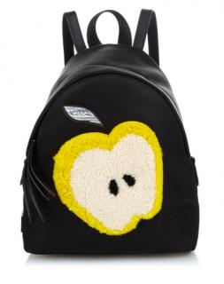 Fendi mini apple backpack