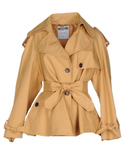 Moschino Couture Trench Coat
