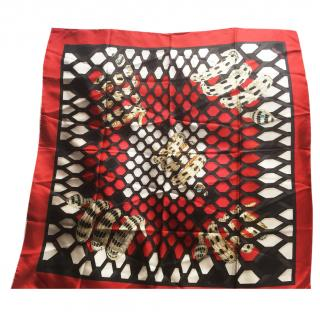 Bvlgari silk foulard