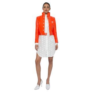 Courreges Neon Orange Jacket