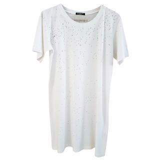 Balmain T-shirt Dress