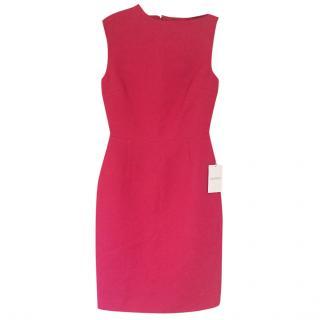 Valentino Pink Midi Dress
