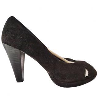 Pierre Balmain black shoes 6