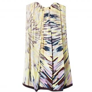 Missoni Silk Party Dress