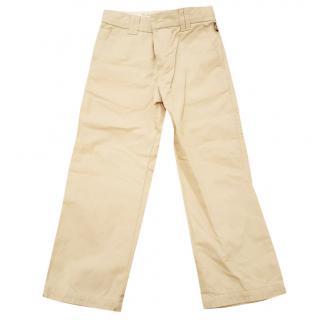 Burberry cotton boy's pants
