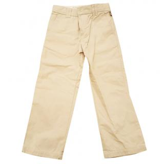 Burberry cotton boy's pants