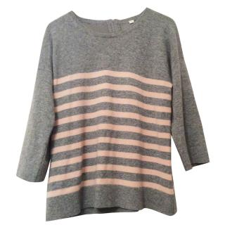Chinti and Parker Cashmere jumper