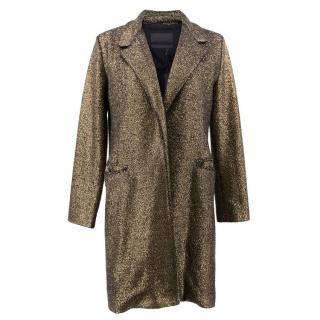 Siran Olivia Bronze Coat