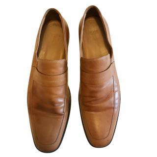 Hugo Boss Tan shoes
