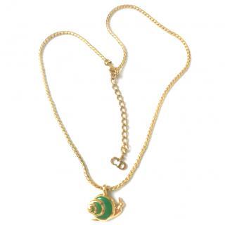 Christian Dior Choker Necklace