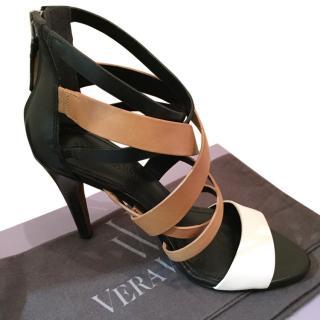 Vera Wang strappy Hinda Sandals