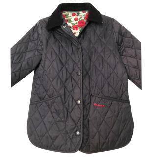 Barbour Girls Limited Edition Liberty Print Jacket 6-7yrs