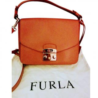 Furla Leather Crossbody