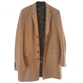 Paul Smith camel coat
