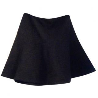 Carven Fancy Tweed Skirt