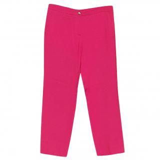 Emporio Armani Pink Pants