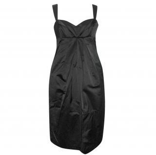 Tara Jarmon black cocktail dress
