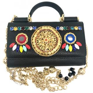 Dolce & gabbana Caretto Sicily bag wallet on the chain