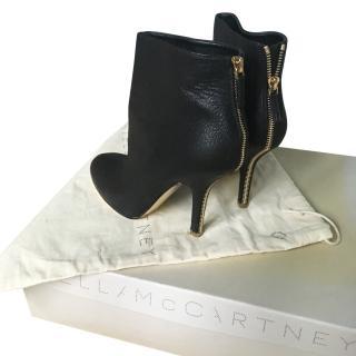 Stella McCartney rear zip ankle boots