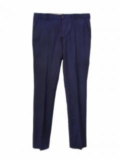 Paul Smith navy wool men's trousers