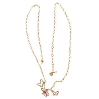 Dior Butterfly necklace