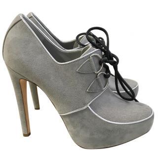 Rupert Sanderson Grey Shoe Boots