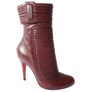 Louboutin Apollonia Boots