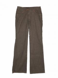 Isabel Marant superfine corduroy wide leg trousers