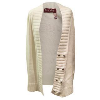 NEW Max Mara warm winter cardigan, 100% virgin wool - Size M
