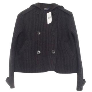 Polo Ralph Lauren Chunky Double Breasted Cardigan