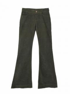 Joseph corduroy stretch flared trouser