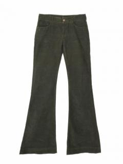 Joseph corduroy stretch flared trouser