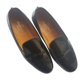 Valentino Men's Patent Loafers