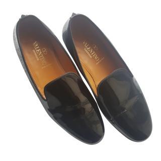 Valentino Men's Patent Loafers