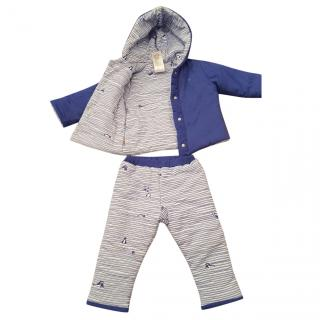 Paul Smith Junior jacket with pants