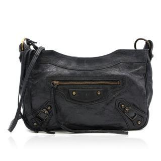Balenciaga Black Small Crossbody Bag