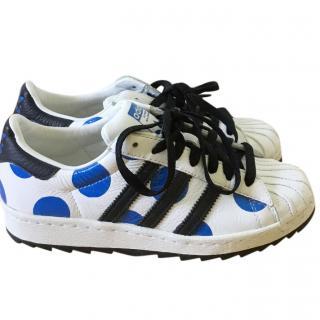 Adidas sneakers by Jeremy Scott