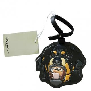 Givenchy leather bag charm