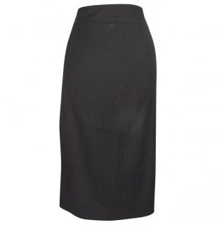Elie Tahari brown pencil skirt