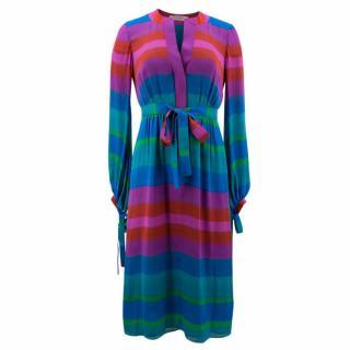 Etro Multi- Coloured Silk Dress