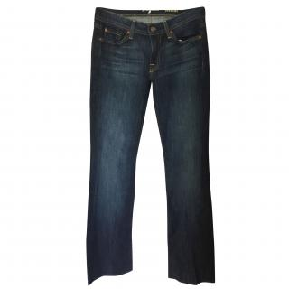 7 for all mankind Classic bootcut