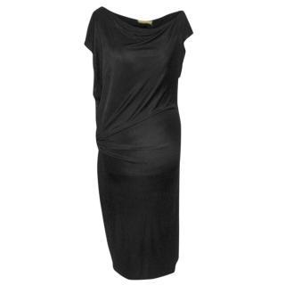 CNC Costume National black dress