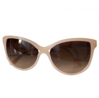 Stella Mccartney pink sunglasses