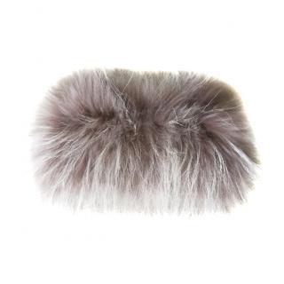 Hockley raccoon headband