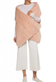 Stella McCartney Fur Wrap