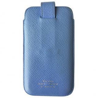Smythson Leather Iphone 5 Case